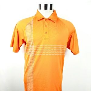 Under Armour Mens Heat Gear Polo Shirt Size Medium